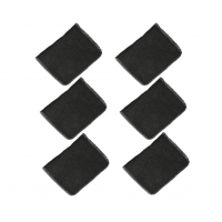 3D Applicator Wax Black Губка аппликатор для нанесения воска G-26