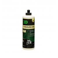 3D Carnauba Wax Карнаубский воск для глянца, блеска и защиты ЛКП 0,47 л 908OZ16