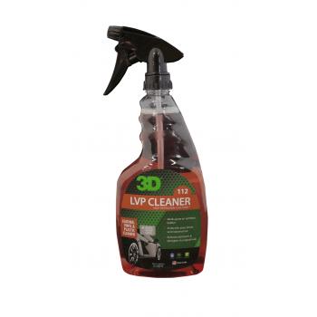 3D Очиститель для кожи, винила и пластика LVP CLEANER 0,71л