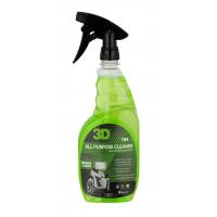 3D Универсальный очиститель для салона и кузова ALL PURPOSE CLEANER 0,71л