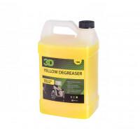 3D Yellow Degreaser Удалитель тормозной пыли и жирных пятен c покрышек 3,785 л 106G01