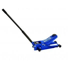 Домкрат подкатной профессиональный низкий двухнасосный 3т T31513 AE&T
