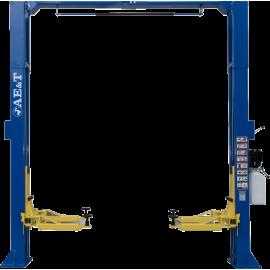 Подъемник двухстоечный S4D-2 380В AE&T