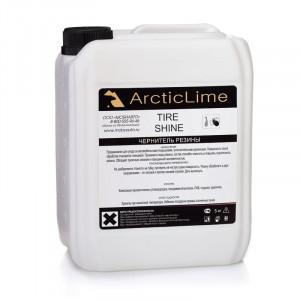 Чернитель резины Tire Shine 5кг ArcticLime