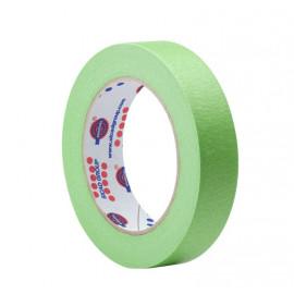 Маскирующая лента зеленая 19мм, 40м Eurocel