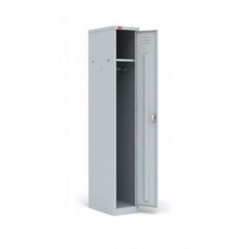 Металлический односекционный шкаф для одежды Пакс Металл
