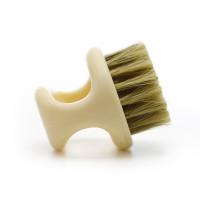 Щетка круглая Boar hair brush ArcticLime