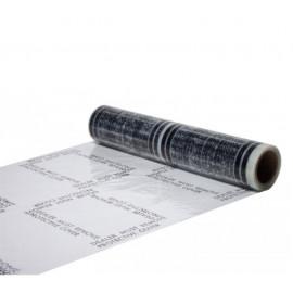 Защитная пленка в рулоне для ковров и обивки интерьера 4мм, 53см,61м AutoMagic