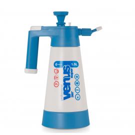 Накачной помповый пульверизатор - Sprayer Venus Super 360 PRO+ 1,5л голубой Kwazar