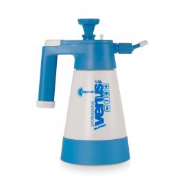 Накачной помповый пульверизатор Sprayer Venus Super PRO+ 1л голубой Kwazar