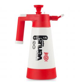 Накачной помповый пульверизатор Sprayer Venus Super PRO HD ACID V 1500мл красный KWAZAR
