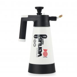 Накачной помповый пульверизатор Sprayer Venus Super PRO HD Solvent 1,5 л черный KWAZAR