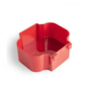 Подставка для бутылок красная для панели инструментов Autech