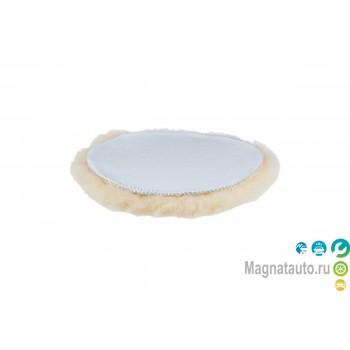 Одношаговый полировальный круг из шерсти мериноса 150mm Gold PRO Short Pile Sheepskin FlexiPads