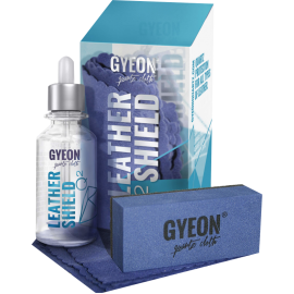 Leather Shield 50ml кварцевая керамическая защита для кожи 12месяцев GYEON