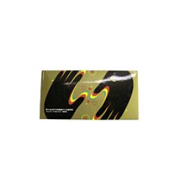 Перчатки резиновые размер L комплект 100шт Autech
