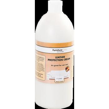 Защитный крем для кожи Leather Protection Cream 1л LeTech