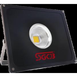 Прожектор LED с моно-кристаллом 50Вт Белый Led Light SGCB