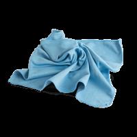 Салфетка для стекол 40х40см голубая Autech