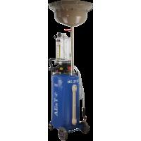 Установка для замены масла HC-2197 76л с предкамерой Ae&T