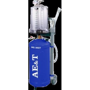 Установка для замены масла с предкамерой  30л HC-3027 Ae&T