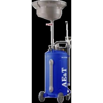 Установка для замены масла HC-2185 76л Ae&T