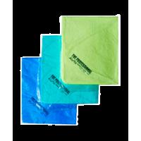 Замша искусcтвенная 430*325 2 шт синяя Alon Prof