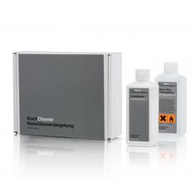 Нано-защита для стеклянных поверхностей Nano-Glasversiegelung Комплект Koch Chemie