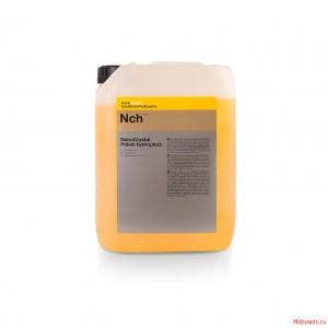 Наноконсервант для сушки и защиты кузова после мойки гидрофобный NanoCrystal Polish 10л Коch Chemie