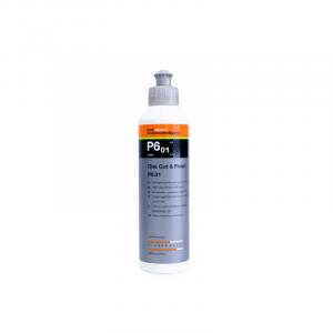 Koch Chemie Полировальная паста в один шаг с защитным эффектом 250 мл ONE CUT & FINISH P6.01