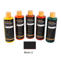 Краска для кожи LeatherColourant Black LC 250мл LeTech FirnitureClinic
