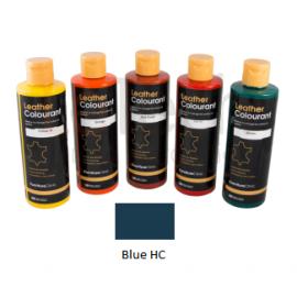 Краска для кожи LeatherColourant Blue HC 250мл LeTech FirnitureClinic