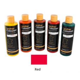 Краска для кожи LeatherColourant Red LC 250мл LeTech FirnitureClinic