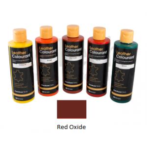 Краска для кожи LeatherColourant Red Oxide 250мл LeTech FirnitureClinic