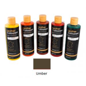 Краска для кожи LeatherColourant Umber 250мл LeTech FirnitureClinic