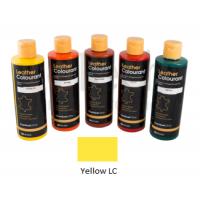 Краска для кожи LeatherColourant Yellow HC 250мл LeTech FirnitureClinic