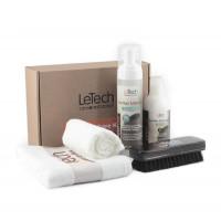 Набор малый для ухода за кожей (Leather Care Kit) LeTech