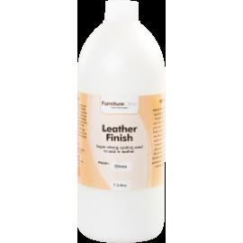 Защитный лак для кожи глянцевый Leather Finish Gloss 1л LeTech