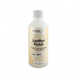 Защитный лак для кожи глянцевый Leather Finish Gloss 250мл LeTech