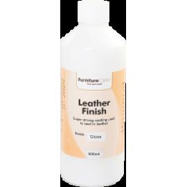 Защитный лак для кожи глянцевый Leather Finish Gloss 500мл LeTech