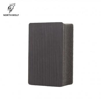 Глиняная губка скраб Clay sponge brick 11*7*4 cm North Wolf