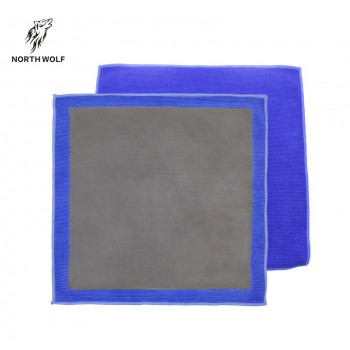 Глиняное полотенце автоскраб 2.0 Clay towel North Wolf
