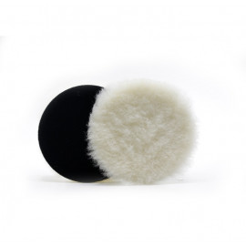 Меховой круг 125 мм wool buffing pad North Wolf