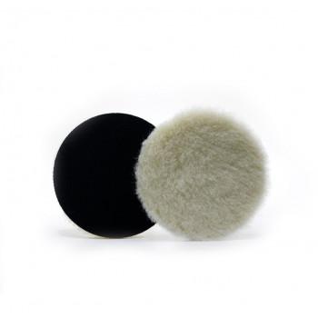 Меховой круг 150 мм wool buffing pad North Wolf