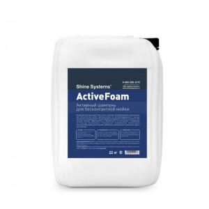 Активная пена для бесконтактной мойки, 22 кг ActiveFoam Shine Systems
