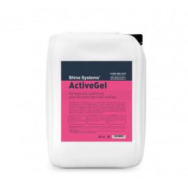 Активный шампунь для бесконтактной мойки, 22 кг ActiveGel Shine Systems