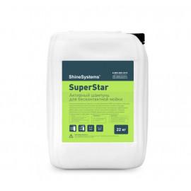 Активный шампунь для бесконтактной мойки, 22 кг SuperStar Shine Systems