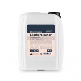 Деликатный очиститель кожи 5 л LeatherCleaner Shine Systems