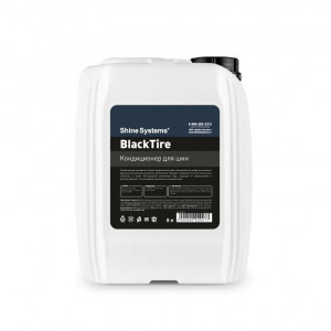 Кондиционер для шин, 5 л BlackTire Shine Systems