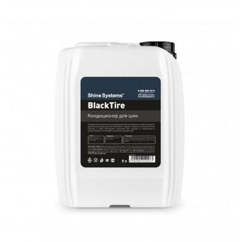 Shine Systems BlackTire - кондиционер для шин, 5 л